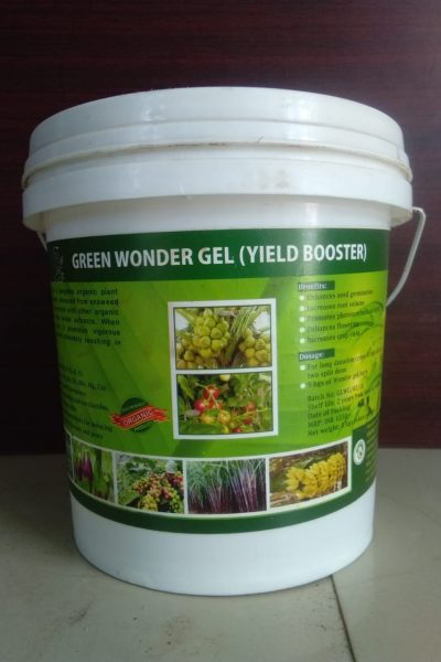 green wonder gel